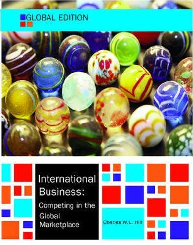 9780077163587: International Business (UK Higher Education Business Management)