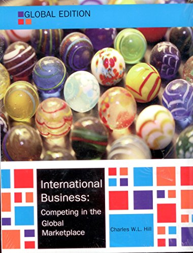 9780077167172: International Business: Competing in the Global Marketplace
