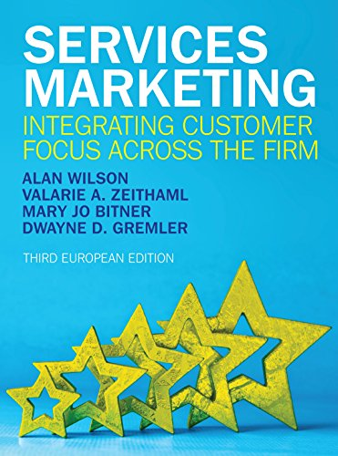 9780077169312: Services Marketing: Integrating Customer Focus Across the Firm (UK Higher Education Business Marketing)