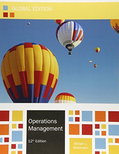 9780077169527: Operations Management