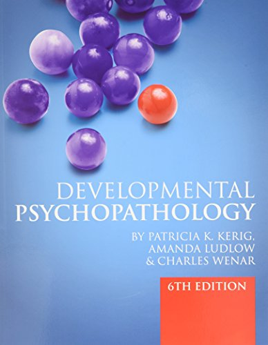 9780077170769: SW: Developmental Psychopathology: From Infancy Through Adolescence with Dsm-5 Update Supplement (UK Higher Education Psychology)