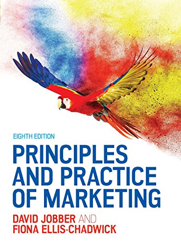 9780077174149: Principles and Practice of Marketing (UK Higher Education Business Marketing)