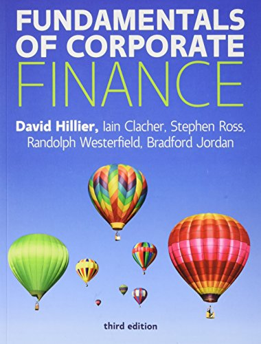 9780077178239: Fundamentals of Corporate Finance