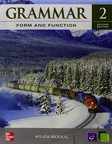 9780077192204: Grammar Form and Function Level 2 Student Book
