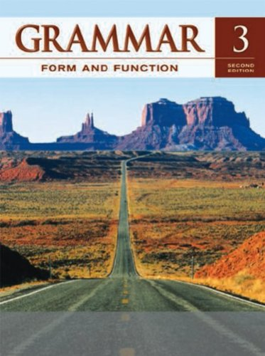 9780077192235: Grammar Form and Function Level 3 Student Book