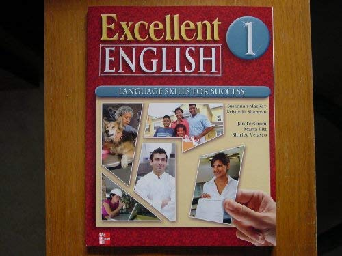 9780077192730: Excellent English 1 - Language Skills for Success