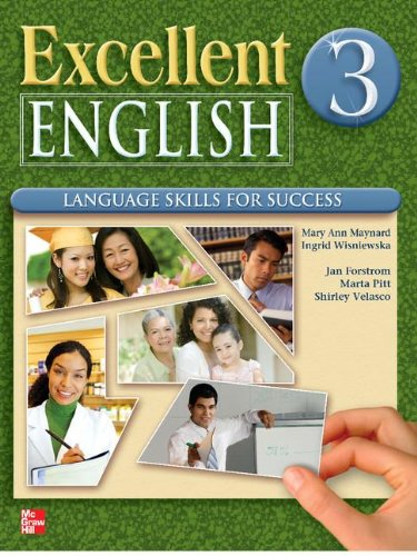 9780077192808: Excellent English Level 3 Student Book and Workbook Pack: Language Skills For Success