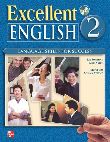9780077192853: Excellent English Level 2 Student Book with Audio Highlights