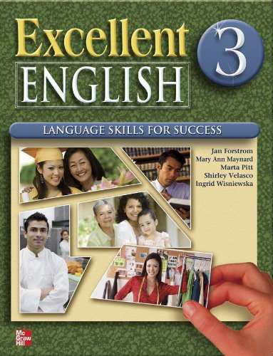 9780077192860: Excellent English 3 Student Book with Audio Highlights CD