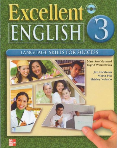 9780077192976: Excellent English Level 3 Student Book with Audio Highlights and Workbook with Audio CD Pack L3: Language Skills For Success