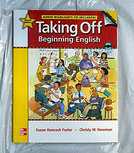 9780077193041: Taking Off: Beginning English