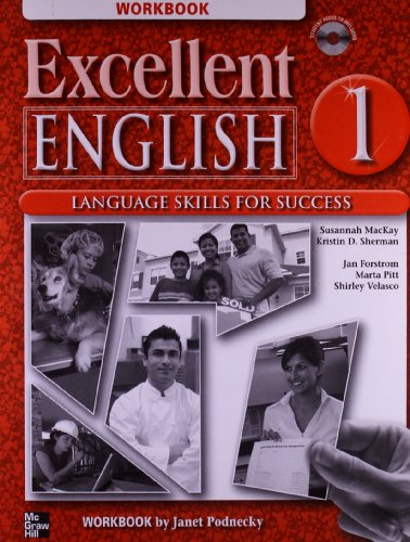 9780077193881: Excellent English 1 Workbook with Audio CD