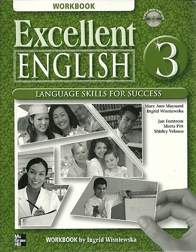 9780077193935: Excellent English 3 Workbook with Audio CD