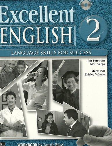 9780077193942: EXCELLENT ENGLISH 2-WORKBOOK+C