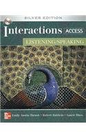 9780077194727: Interactions Access Listening/Speaking Student Book plus Key Code for E-Course