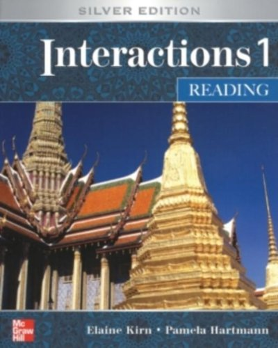 9780077194741: Interactions 1 Reading [With CD (Audio) and Access Code]