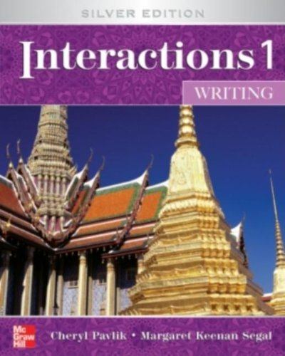 9780077194758: Interactions Level 1 Writing Student Book plus E-Course Code Package: Sentence Development and Introduction to the Paragraph