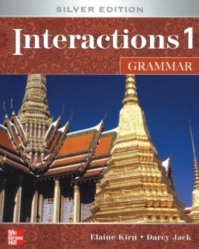 9780077194772: Interactions Level 1 Grammar Student Book plus Key Code for E-Course
