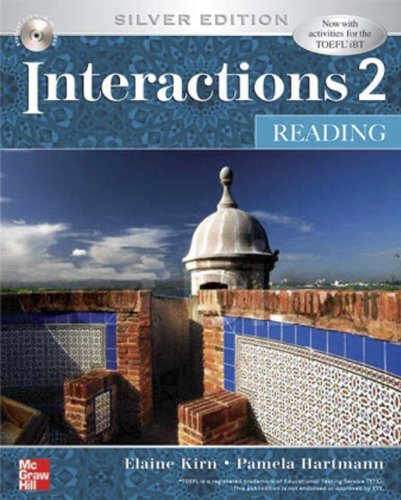 9780077194840: Interactions 2, Reading [With CD (Audio) and Web Access]