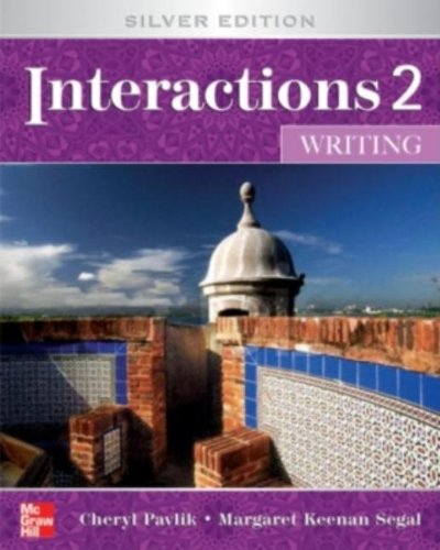 9780077194888: Interactions Level 2 Writing Student Book plus E-Course Code Package