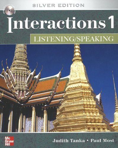 9780077195311: Interactions Level 1 Listening/Speaking Student E-Course Stand Alone