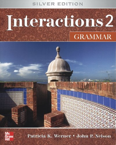 9780077195366: Interactions 2 Grammar Student e-Course Standalone Code: Silver Edition