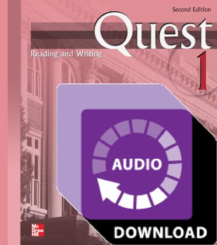 9780077196301: Quest: Reading and Writing, Level 1, 2nd Edition