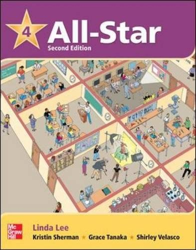 9780077197131: All Star Level 4 Student Book