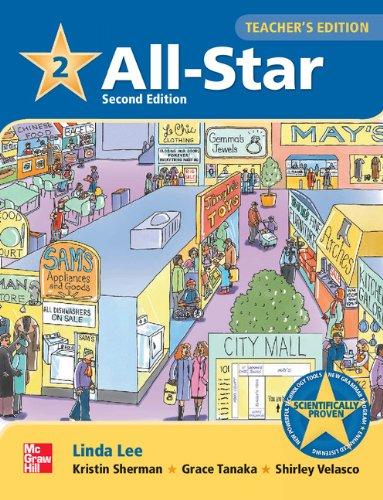 All Star Level 2 Teacher's Edition: Lee, Linda, Tanaka,