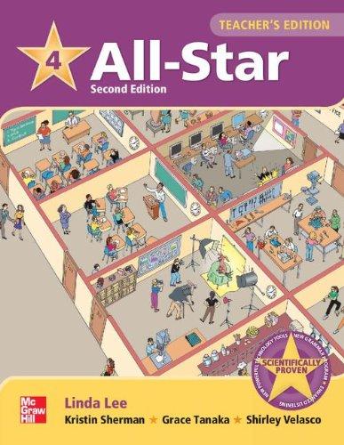 9780077197261: All Star Level 4 Teacher's Edition