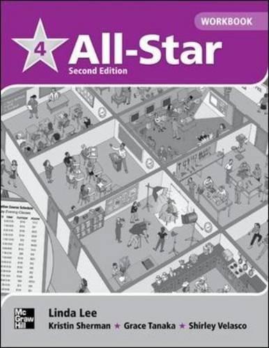 9780077197278: All Star Level 4 Workbook