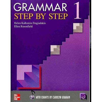9780077197551: Grammar Step By Step - Book 1 Student Book