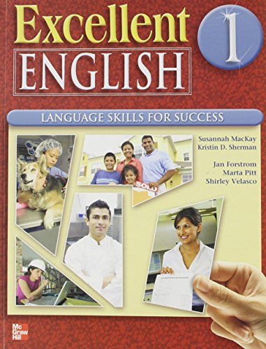 9780077197629: Excellent English, Book 1: Language Skills for Success