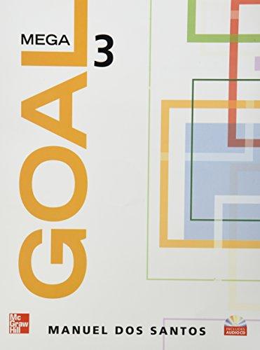 9780077197872: MEGA GOAL 3 STUDENT BOOK CON CD