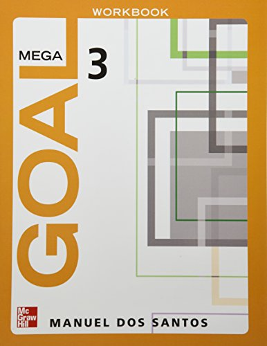 9780077198008: MEGA GOAL 3 WORKBOOK