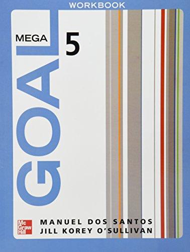 MEGA GOAL 5 WORKBOOK [Paperback] by DOS