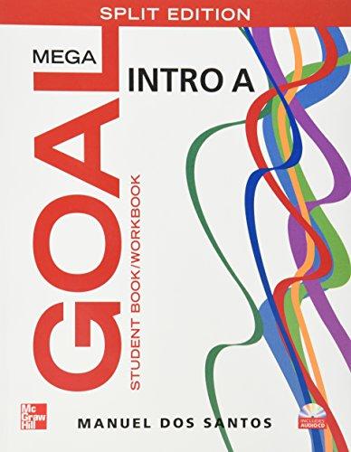 9780077198442: MEGA GOAL INTRO A SPLIT EDITION CON CD