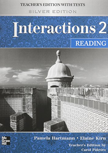 9780077202576: Interactions Level 2 Reading Teacher's Edition plus Key Code for E-Course