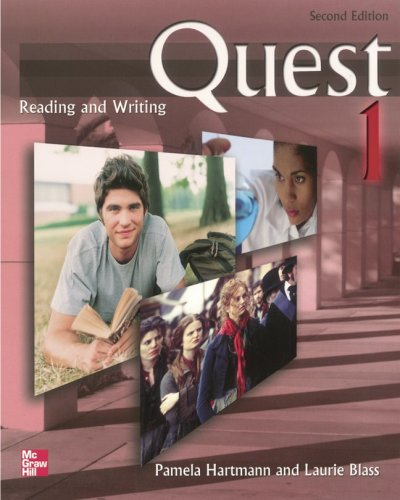 9780077202781: Quest: Reading and Writing, Level 1, 2nd Edition