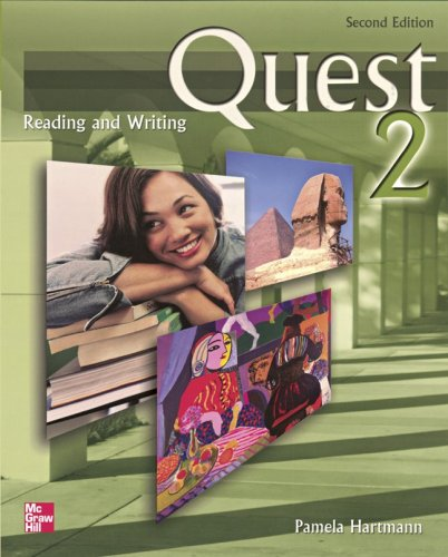 9780077202798: Quest Reading and Writing, 2nd Edition - Level 2 (Intermediate to High Intermediate) - Student Book w/ Full Audio Download