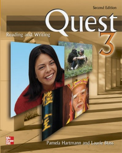 9780077202811: Quest Reading and Writing, 2nd Edition - Level 3 (Low Advanced to Advanced) - Student Book w/ Full Audio Download