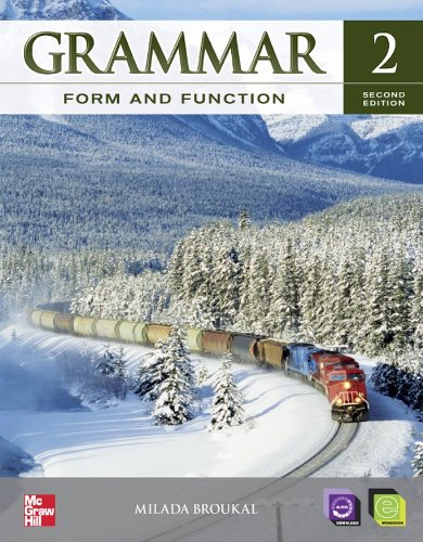9780077202897: Grammar Form and Function - Level 2 - Student Book w/ Audio Download