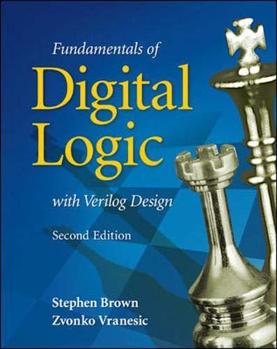 Download fundamentals of digital logic with verilog design 2nd.