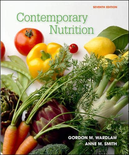 Contemporary Nutrition 9780077211660 Contemporary Nutrition Seventh Edition is designed for students with little or no background in college-level biology, chemistry or physiology. It will provide students who lack a strong science background the ideal balance of reliable nutrition information and practical consumer-oriented knowledge. With their friendly writing style, the authors act as the student's personal guide to dispelling common misconceptions and to gaining a solid foundation for making informed nutrition choices.