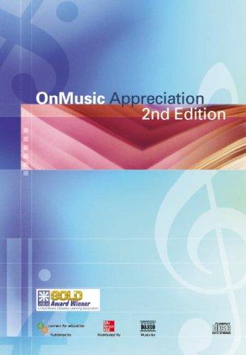 9780077212711: OnMusic Appreciation