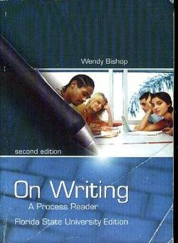 9780077213329: On Writing: A Process Reader