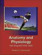 9780077214036: Anatomy & Physiology with Integrated Study Guide