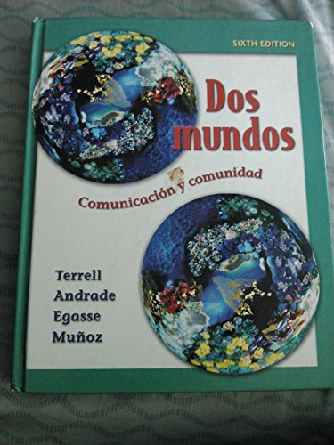 9780077216023: Dos Mundos - 6th edition