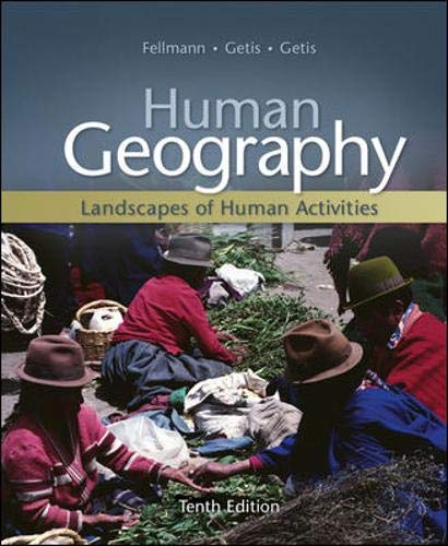 9780077216047: Human Geography