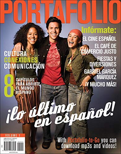 9780077216122: Workbook/Laboratory Manual to accompany Portafolio, Volume 1: Lo último en español